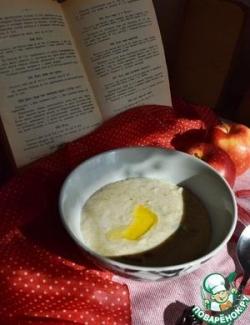Завтрак по мотивам «Габерсупа»