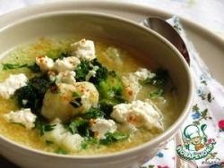 Быстрый суп с кус-кусом
