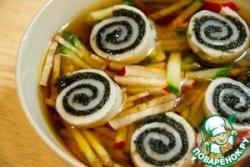 Нэнкук-корейская окрошка