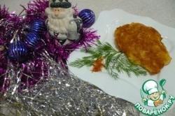 Шницель рыбный или рыба в сырном одеяле