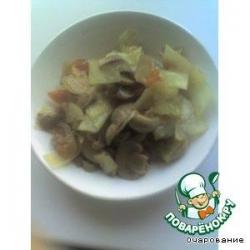 Салат по-китайски