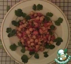 Салат Хумус-хяте