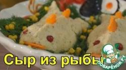 Сыр из рыбы