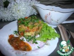 Мармелад из баклажанов, кабачков и помидоров