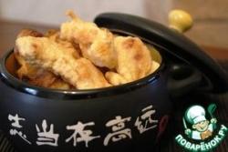 Темпура из бекона по-японски