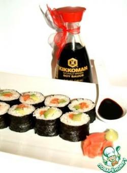 Суши? Элементарно