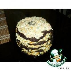 Тортик « Ай да печенка»
