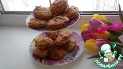 Постные закусочные кексы на рассоле