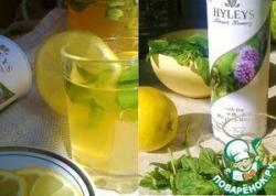 Чайный лимонад или Ice tea