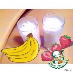 Молочный коктейльчик