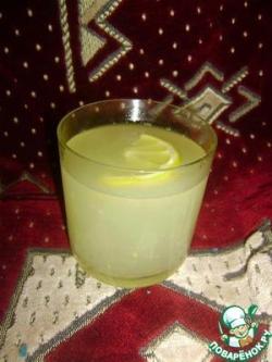 Лимонный кисель