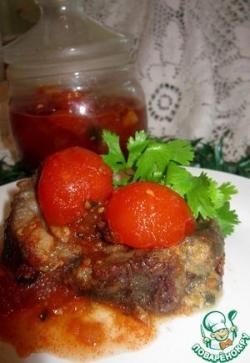 Пикантный соус-мармелад