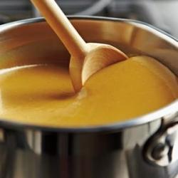 Сливочный кленово-горчичный соус