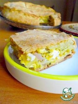 Молдавский пирог