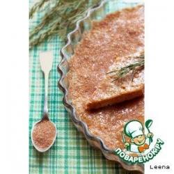 Розмариновый шотбред с медом