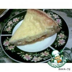 Творожно-мармеладный пирог