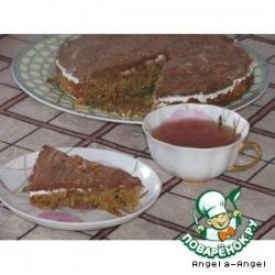Праздничный пирог а-ля