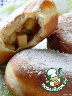 Фруктовые пончики