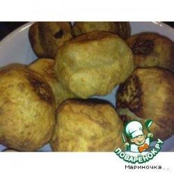 Пирожки с картошечкой