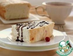 Бисквит на белках