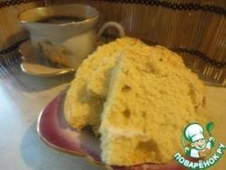 Лимонный пирог к завтраку из хлебопечки