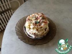 Нежнейшее пироженое из свч