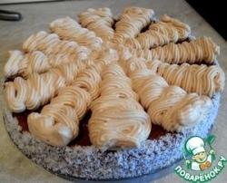 """Медово-коричный торт """"Глинтвейн"""""""