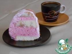 Бисквит-мороженое