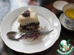 """Сладкий пирог на пару """"Чунъян"""""""