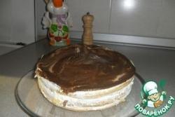 Воздушный тортик по Дюкану