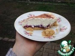 """Торт """"Творожная нежность"""""""
