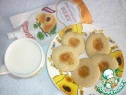 Печенье с джемом и арахисовым маслом от Гордона Рамзи
