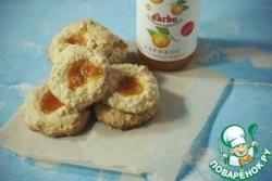 Кокосовые печеньки