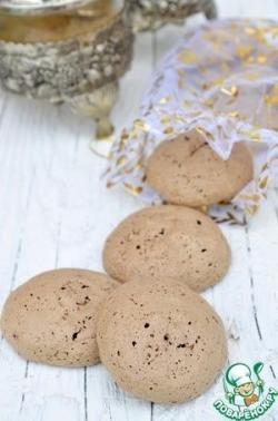 Меренговое печенье «Шоколадный поцелуй»