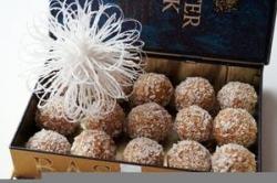 Итальянские новогодние конфеты а-ля Torrone