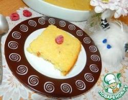 Творожно-рисовый пудинг