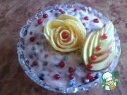 Фруктово-ягодный салатик