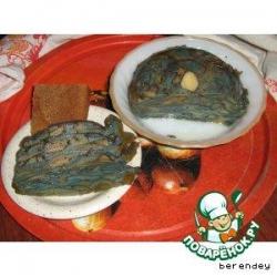 Грибной хлебец