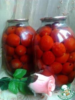 Сладенькие помидорки
