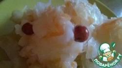 Квашеная капуста с можжевеловыми ягодами