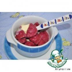 Мини-вареники для детского стола