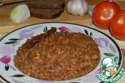 Чечевица по рецепту Крестоносцев