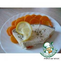 Мятная рыбка