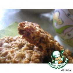 """Печенье """"Анзак"""" с семенами подсолнуха и имбирем"""