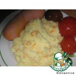 """Картофельное пюре """"Особенное"""""""