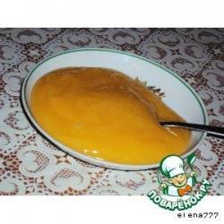 Цитрусовая помадка