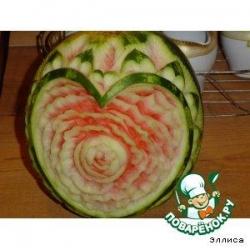 Арбузное сердце