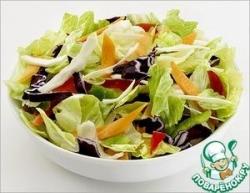 Самые простые и вкусные витаминные салаты