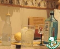 """Алкогольный коктейль """"Джин-тоник"""""""