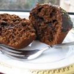 Кулинарный рецепт Шоколадные маффины с фото